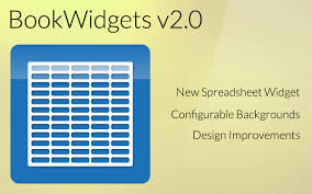 Spreadsheet Widget Book Widgets V2 0 Spreadsheet Widget And A Splash Of Color