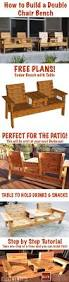 How To Build An Outdoor Chair Best 25 Patio Bench Ideas On Pinterest Fire Pit Gazebo Pallet