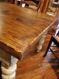 Kitchen Wood Table by Best 25 Farm Tables Ideas On Pinterest Kitchen Table Legs