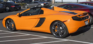 orange mclaren file 2013 mclaren mp4 12c spider rear jpg wikimedia commons