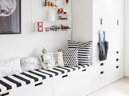 Ikea Storage Bench Hack Scandinavian Play Room With Ikea Stuva Closet Bench Happy