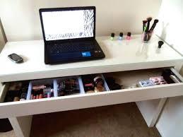 Ikea Vanity Desk Bedroom The Best 25 Ikea Makeup Vanity Ideas On Pinterest Desk Diy