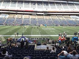 Centurylink Field Map Centurylink Field Section 136 Seattle Seahawks Rateyourseats Com