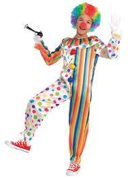 clown jumpsuit child clown jumpsuit 846590 55 fancy dress