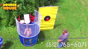 dunk booth rental bounce house rentals dunk tank rental dunking booth