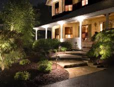 Vista Landscape Lighting by Services Landscape Lighting Denton Lawn Sprinkler