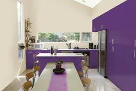 cuisine couleur violet peinture cuisine couleur violet et julien
