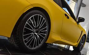 lexus service belfast matte yellow rc f at lexus belfast lexus rc350 u0026 rcf forum