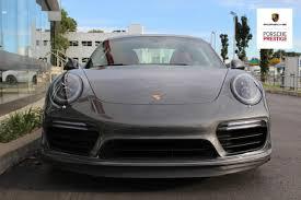 chrome porsche 911 pre owned 2017 porsche 911 turbo s