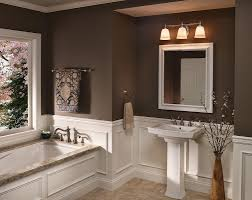 country bathroom lighting ideas white gloss acrylic deep soaking