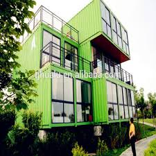 100 metal container houses the caterpillar house brings
