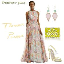 flower power dresses for wedding guests jamaica weddings blog