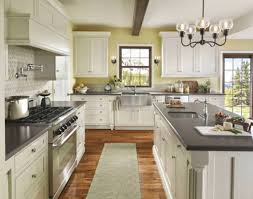 kitchen paint colors with oak cabinets smith design colors for image of kitchen color schemes with white cabinets