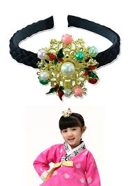 korean traditional accessory for boy baby hanbok