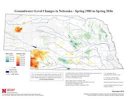 change maps groundwater water data snr unl