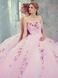20 swoonworthy wedding dresses inspired by flowers praise wedding