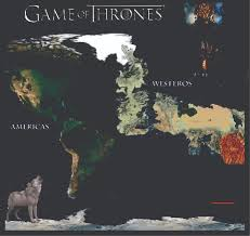 Ice And Fire Map Maps Apps And Design Portfolio U2013 Bek Jones