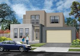 Modern Two Story House Plans Stunning 22 Images Double Storey House Plans Architecture Plans