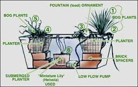 Container Water Garden Ideas Fanciful Container Water Garden Best 25 Gardens Ideas On Pinterest