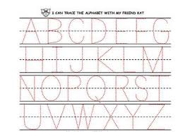 Abc Worksheets For Toddlers Abc Tracing Worksheets Worksheets Reviewrevitol Free Printable