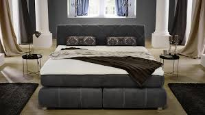 Schlafzimmer Bett 220 X 200 Rebecca Schlafzimmer Bett Antikoptik Grau Mit Topper 180