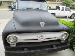 F250 Interior Parts 1956 Ford F 25o Pick Up Original Parts Great Body Interior Runs