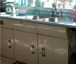 Metal Cabinets Kitchen 25 Best Kitchen Images On Pinterest Retro Kitchens Kitchen