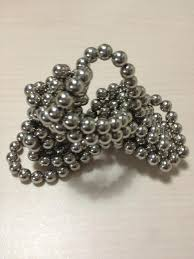 How To Make Magnetic Jewelry - how to make the 6x6 buckyballs cube snapguide