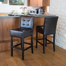 Bar Stool With Cushion Cambria Bar Stools Set Of 2 Walmart Com
