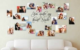 you make my heart smile wall decal vinyl decal wall art zoom