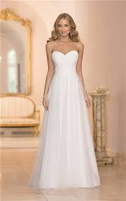 wedding dress necklines a line sweetheart neckline lace tulle wedding dress