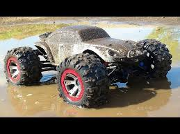 rc adventures mud camouflage traxxas summit 4x4
