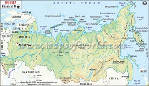 map quiz of russia physical russia physical map physical map of russian federation