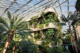 conservatory barbican
