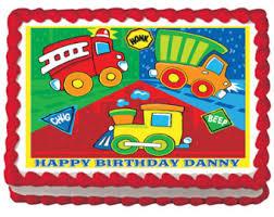 transportation cake etsy