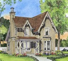 Gothic Revival Homes by Plan 43044pf Gothic Revival Gem Small Cottages House And Tiny