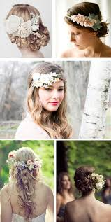 wedding flowers hair bridal hair real flowers and lace wedding hair inspiration