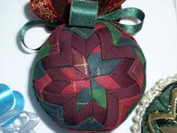 silly bean u0027s idea space quilted christmas ornaments