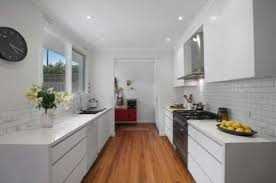 Design Ideas For Galley Kitchens 12 Galley Kitchen Remodels Home Dreamy With White Galley Kitchen