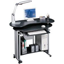 The Range Computer Desk The Range Computer Desk New Orbit Black Home Office Computer Desk