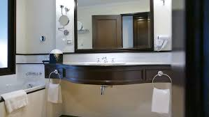 Decoration In Bathroom Interior Of The Toilet And Bathroom In A Modern Hotel Without