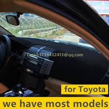 toyota corolla dash mat aliexpress com buy dashmats car styling accessories dashboard