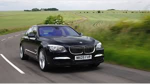 bmw 740m bmw 740d 2009 review by car magazine