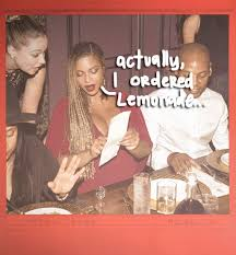 Beyonce New Album Meme - beyonc礬 ordering food is the meme you didn t know you needed