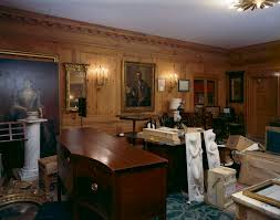 Library Office by Kn C21630 Curator U0027s Office White House John F Kennedy