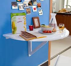 table de cuisine murale sobuy fwt10 w table murale rabattable en bois table de cuisine pliabl