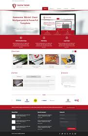 best 25 clean web design 25 best adobe muse portfolio templates 2017 responsive miracle