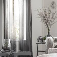 Sheer Pinch Pleat Curtains Custom Made Sheer Curtains Bristol Grey Pleated Curtains Sheer