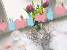 Cute Easter Decorations Diy by 10 Cute Easter Ideas With Animal Theme Home Design And Interior