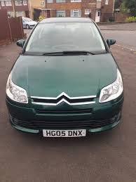 2005 citroen c4 vtr coupe green in slough berkshire gumtree